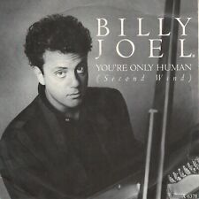 "(single 7"") Billy Joel - You're Only Human"