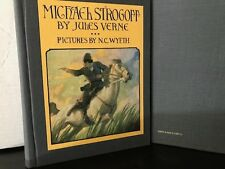 MICHAEL STROGOFF by VERNE  Scibner WYETH Limited Edition ONLY 1/100 copies