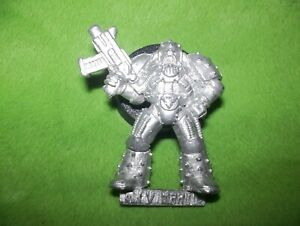 WARHAMMER40K  ROGUE TRADER  SPACE MARINE IN  MK5 HERESY ARMOUR    LOT Z