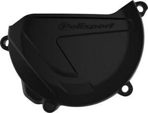 Polisport Clutch Cover Protector Black 8463700001 64-0755B 993566