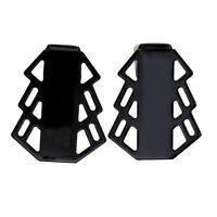 Bicycle Rear Seat Pedal Steel Mountain Bike Cycling Stand Riding Footpegs