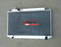 Aluminum Radiator For Toyota Cressida MK2 MX83 3.0L 1989-1993 90 91 92 MT