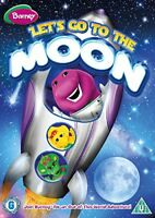 Barney: Lets Go to the Moon [DVD][Region 2]