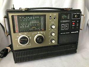 VINTAGE  WORLDSTAR MULTI-BAND analog RADIO PA  MG 6000  PARTS ??