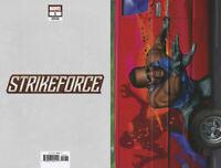 Strikeforce #1 Horn Variant 1st Team Appearance Marvel Comic 1st Print 2019 NM