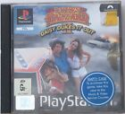 PS1 Playstation Game Dukes Of Hazard 2 - Daisy Dukes It Out
