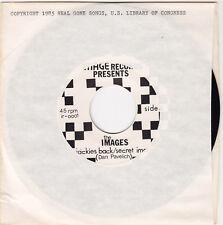 """The Images-Jackie's Back/Secret Image 7"""" 1985 IL POWER POP! OG Cheap Trick SHOES"""