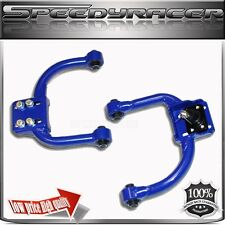 1998 1999 2000 2001 2002 Honda Accord Front Upper Camber Control Arms  BLUE