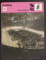 BARRY HOBAN British Cycling Bike Racing 1979 SPORTSCASTER CARD 55-13A