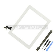 White Touch Screen Glass Digitizer Replacement Brand New for iPad 4