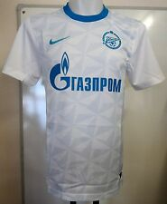 ZENIT ST PETERSBURG 2011/12 S/S STADIUM AWAY SHIRT BY NIKE SIZE ADULTS SMALL NEW