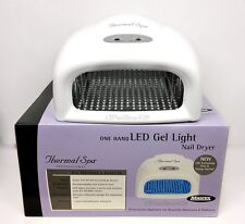Thermal Spa - Professional One Hand LED Gel Light Nail Dryer 49171
