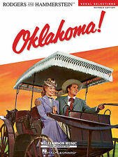 Oklahoma Vocal Selections Sheet Music Song Book New