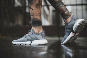adidas POD-S3.1 Gray Men's Running Training Shoes Size 10