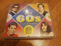 Various - Stars Of The 60s: 60 Classic Sixties Hits - Various CD SCVG The Cheap