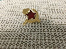 USSR HAMMER AND SICKLE HAT PIN