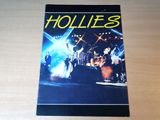 The Hollies/Stay With The Hollies/1987 Tour Programme