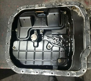 mazda rx-8 rx8 rotary renesis engine 13b 04-08 oil pan
