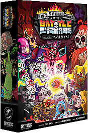 Epic Spell Wars of the Battle Wizards: Duel at Mt. Skullzfyre - Card Game-CRY...
