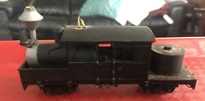 Westside Models HOn3 Scale Class A Tee Climax? Shay Logging Steam Engine Brass