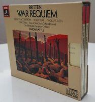 Britten - War Requiem op. 66 EMI 2 CD 7470348