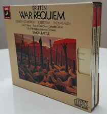 Britten - War Requiem op. 66 EMI 2 CD 7470348