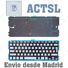 """Retroiluminación para teclado Apple Macbook Air A1369 13"""""""