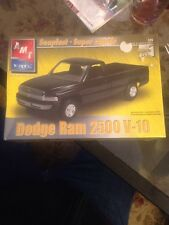 Vintage 1/25 amt DODGE RAM 2500 V-10 Pickup truck Model Kit, NIB, ( Sealed )