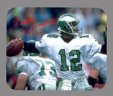 Item#3910 Randall Cunningham Philadelphia Eagles Facsimile Autographed Mouse Pad