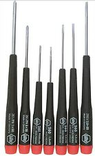 Precision 7Pc Set Phillips 00-0-1/Slotted 1.5 - 3mm