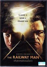 The Railway Man (2013) DVD '0' PAL  Colin Firth, Nicole Kidman, Burma WWII Drama
