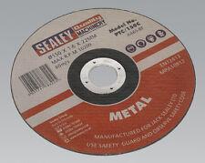 Sealey disco da taglio 150 x 1.6mm 22mm Foro PTC / 150c