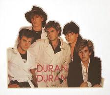 Duran Duran Vintage Iron On Transfer T-Shirt 70's 80's Nos