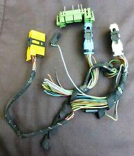 1987 - 1991 BMW E30 318i 325i Instrument Cluster OBC Cruise Plug Harness SET
