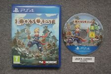Lock's Quest  PS4 Game - 1st Class FREE UK POSTAGE
