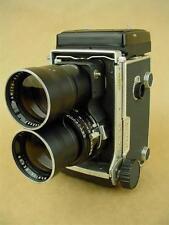 Mamiya C220 Professional TLR Camera w/ 180mm Sekor Lens - Great User !
