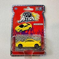 Toyota Celica Suntoys L9835 Diecast  ~1:64 Yellow NEW