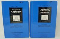 MANAGEMENT OF MANUFACTURED GAS PLANT SITES 2 Volume Set  Gas Research Institute