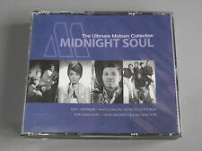 Midnight Soul Ultimate Motown Collection 3 Cd Box Set