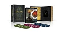 The Lord of the Rings Motion Picture Trilogy Giftset (9x 4K Discs, No Digital)