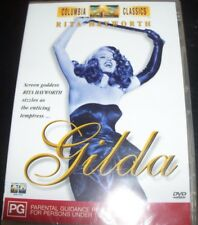 Gilda (Rita Hayworth) (Australia Region 4) DVD – New