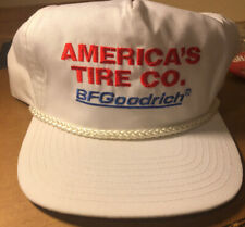 Vintage BF Goodrich Snap Back Cap, America's Tire Company, New One Size Fits All