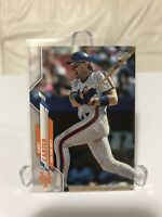 2020 Topps Series 2 Gary Carter SP Variation  MLB Baseball New York Mets