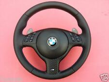 BMW E46  M3 SMG CUSTOM STEERING WHEEL