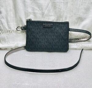 Michael Kors Belt Bag Waist Wallet MK Logo