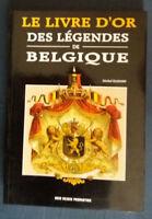 Le Livre d'Or des Légendes de Belgique EO Noir Dessin Production