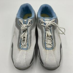 Shimano WF-21 Cycling Spin Women's Size 8.5 Shoes With Clips