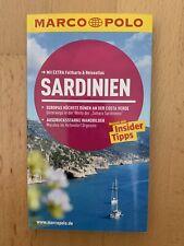 Marco Polo Reiseführer Sardinien (Auflage 2014)