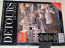 µµ Detours en France n°9 La Corse Moulins à eau Cahors Mont Saint Michel