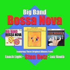 BIG BAND BOSSA NOVA 3 CD NEUF